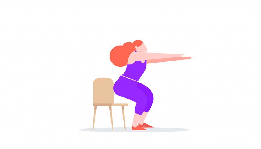 actiz graphic squats