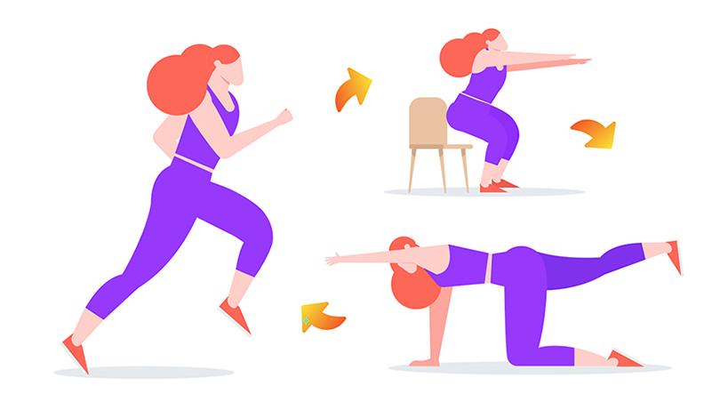 actiz graphic exercice